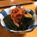 焼き肉処 匠味屋 - オイキムチ