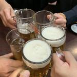 Okinawadainingunagomi - おなじみの乾杯