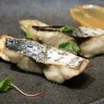 120656571 - ◆鮮魚のポワレ 700円(税別)