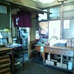 12066681 - 大正から昭和初期にタイムスリップしたような店内。