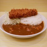 とんかつ檍のカレー屋いっぺこっぺ - 料理写真: