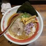 のだ麺 ~縁~ - ピリ辛芳醇味噌