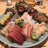 Kakashiya - 料理写真:豪華 十四点盛の造り盛合せ