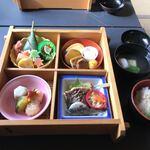 京料理 高澤 - 料理写真:紅葉弁当