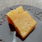 東京ミルクチーズ工場 - ミルクチーズキューブ 断面