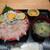 炙りのどぐろ丼と海鮮丼 近江町大漁神社 - 料理写真:炙りのどぐろ丼
