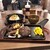 ビーフインパクト - 料理写真:たくれれセット