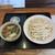 駕籠休み - 料理写真:肉汁うどん 並盛 (400g)880円