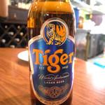チャオバンブー - Tiger