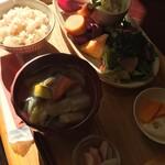 タンジョウ ファーム キッチン - 料理写真: