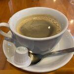 ケニーズハウスカフェ - ホットコーヒー。
