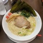 横浜家系ラーメン 長田家 - 塩豚骨・細麺