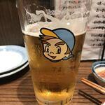 立飲みビールボーイ -