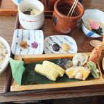 mati-cafe - 京のおばんざい