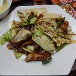 中国料理 香楽 - 回鍋肉