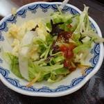 中国料理 香楽 - サラダ