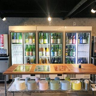 果実酒約45種&日本酒約45種も飲み放題OK!