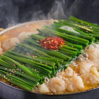 暖かくなっても、やっぱりもつ鍋はたべたくなる気持ち!