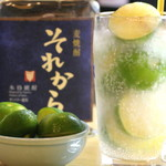 磯魚・イセエビ料理 ふる里 - ドリンク写真: