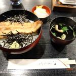 市松 - 白焼丼 1,500円