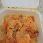 Blue Water Shrimp & Seafood - 料理写真: