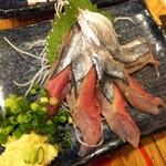 こがね - 秋刀魚刺身