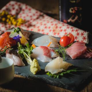 宮城県石巻田代島の朝獲れ鮮魚をご提供!