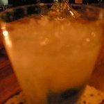 bar bossa - レモンチェロのモヒート