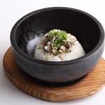 石焼牡蠣ライス