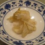 120700818 - 包菜(キャベツの漬物)
