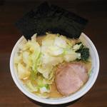 中島家 - キャベツラーメン … 850円