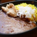 カリガリ - 鶏竜田揚げ + 大根