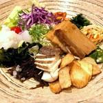 麦とろ海物語 - 料理