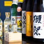 もん善雅 - 日本酒集合