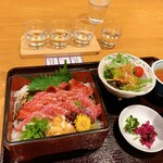 近江牛 岡喜本店 - 料理写真:近江牛鉄火丼