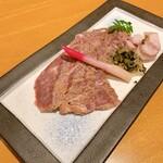 近江牛 岡喜本店 - 料理写真:近江牛の糠漬け