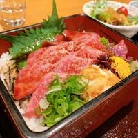 近江牛 岡喜本店-近江牛鉄火丼