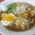 くいしんぼう千両 - 中華麺 大盛