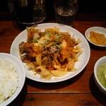 富士力食堂 -