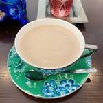 癒し占いカフェ 千代 - カフェオレ