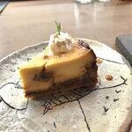 120717955 - NO.115  カラメルりんごのベイクドチーズ