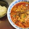 梨花園 - 料理写真:テグタン麺+ライス小