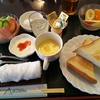 青い国ホテル - 料理写真: