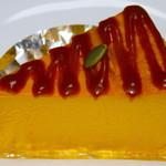 月光 - かぼちゃのメイプルチーズケーキ激ウマです