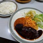 レストラン三幸 - ランチC600円(税込)