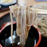 そば処白山 - 十割盛そば・生麺450g(1000円)