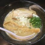 麺堂稲葉Kuki Style - とりそば800円