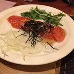 120724502 - トマトサラダです