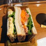 順風満パン - サンドイッチ