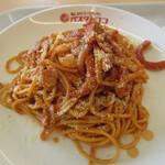 カレーハウスCoCo壱番屋 - 料理写真:なつかしのナポリタン(Mサイズ)